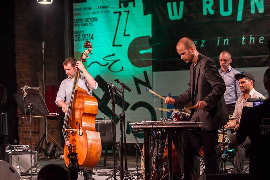 10° Jazz w Ruinach